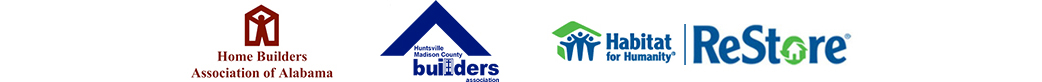 Home Builders Association Of Alabama | Huntsville Madison County builders association | Habitat for Humanity ReStore