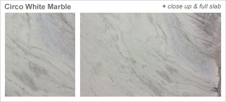 Circo White Marble